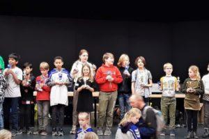 Wegwijzer wint Gronings schoolschaakkampioenschap
