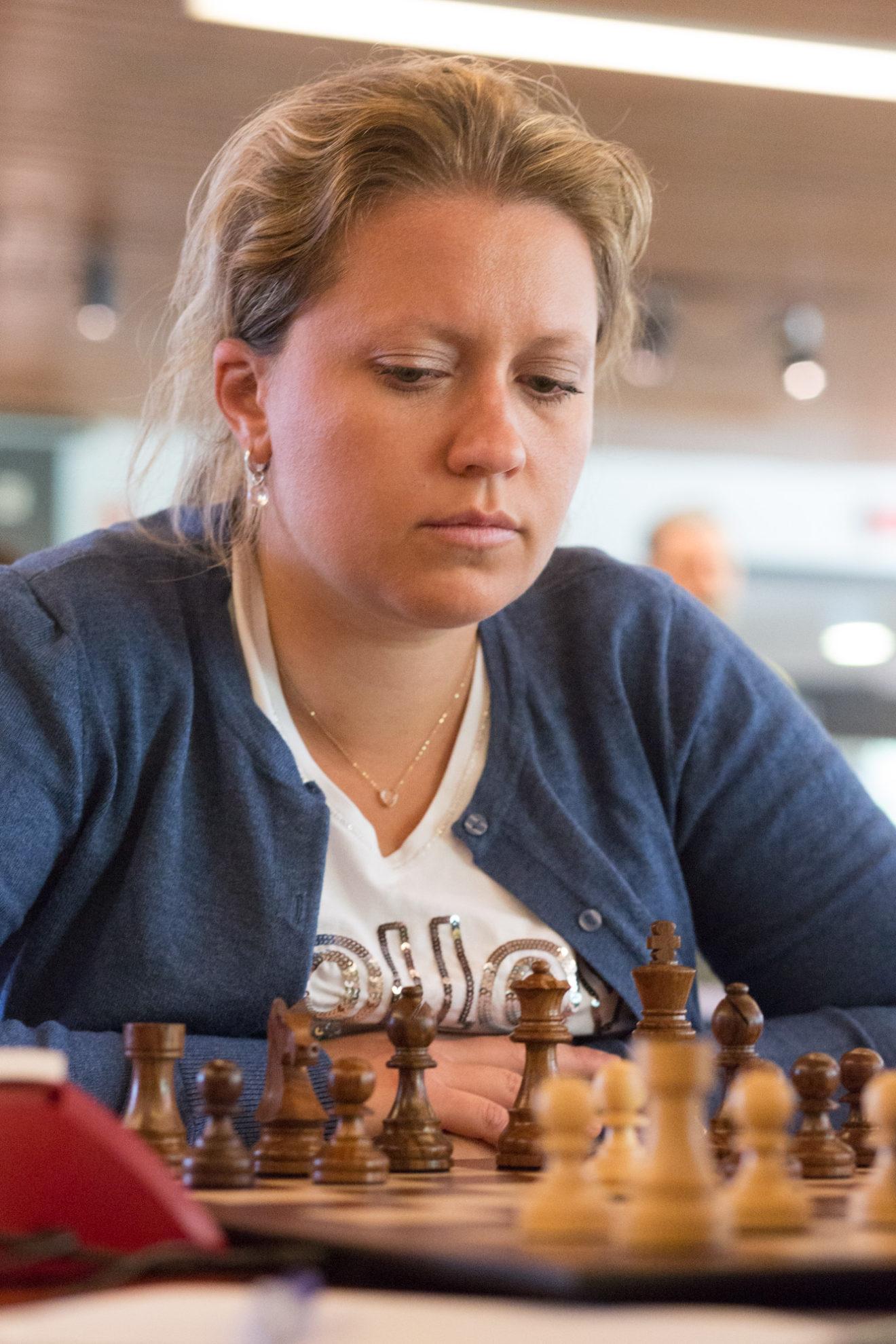 Iozefina Nederlands kampioen!