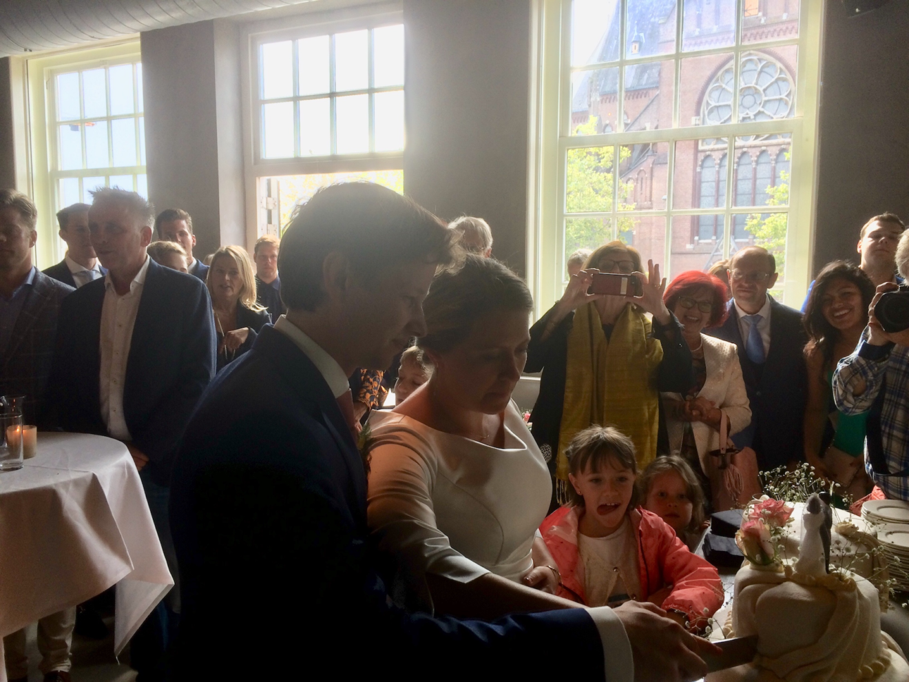 Jan en Iozefina getrouwd!