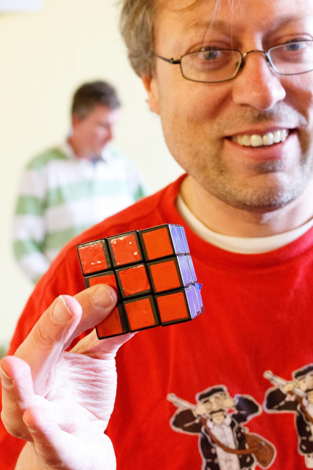 Hiddo Rubiks kubus