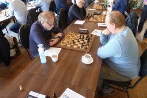 Nur ein Unentschieden fur den GC 4 im Schachwald