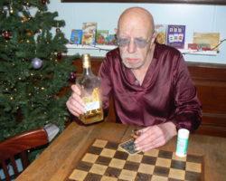Herr Baron braucht viel mehr tequila: nur einen Unentschieden?!