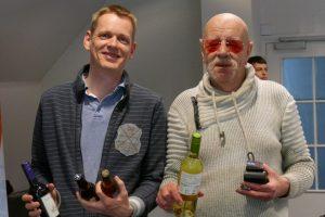 GCduo Baljé-Ham gaat er in Assen met de wijn vandoor!