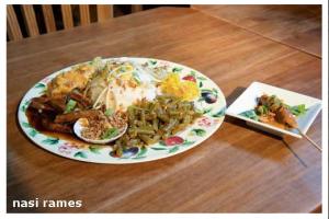 Zaterdag: Indisch buffet in het DSC
