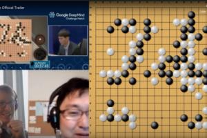 Donderdag: lezing over de film AlphaGo