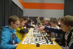 GSV domineert 31e Groninger schaakkampioenschap voor basisscholen