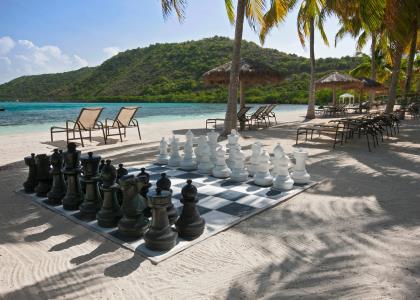 beach chess